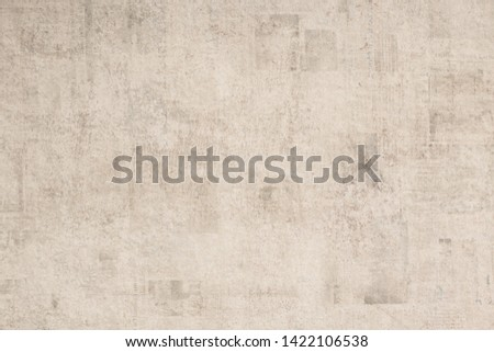 Old Gray Canvas Texture Vintage Book Cover Background