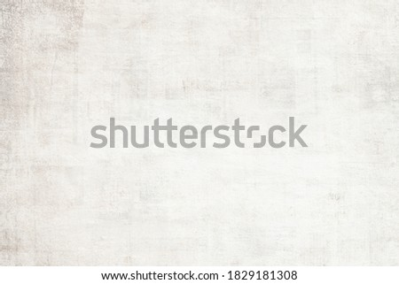 OLD NEWSPAPER BACKGROUND, LIGHT SCRATCHED PAPER TEXTURE, WHITE TEXTURED WALLPAPER PATTERN Foto stock ©