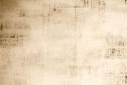 old newspaper background texture wallpaper design tile.