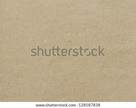 Old packaging paper texture background