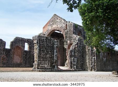 Old Panama (Panama Vieja) - UNESCO World Heritage site.