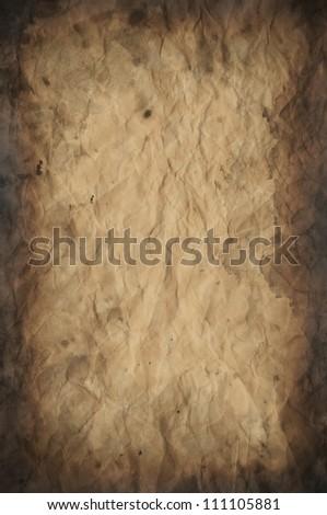 Old Paper Antique Vintage Texture or Background
