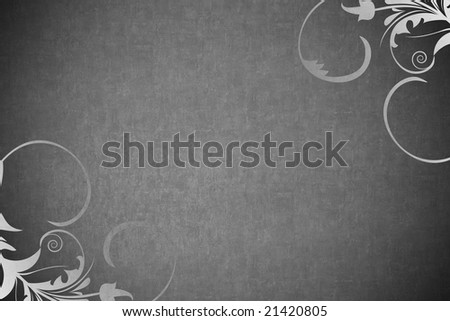 background designs for paper. stock photo : old paper background texture with vector ornament designs