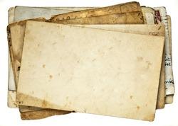 Old paper. Series