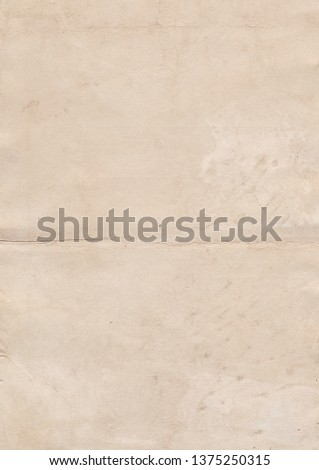 Old Paper Texture  Stock photo ©