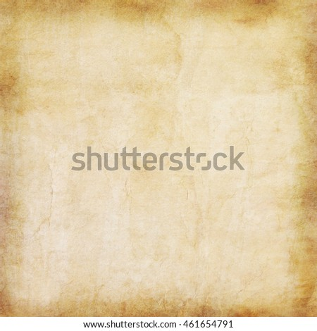 Old paper texture - Shutterstock ID 461654791