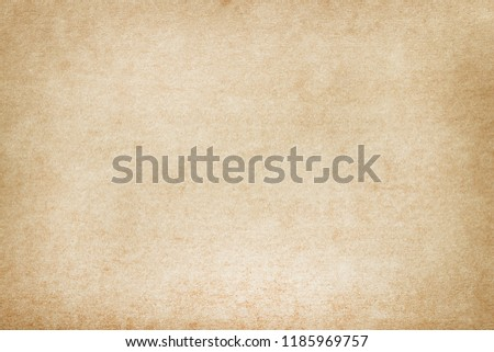 Old paper texture abstract background. old vintage paper texture. yellow paper background.