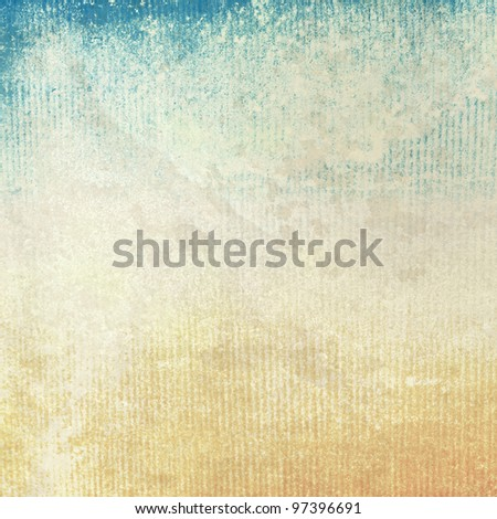 old paper texture as abstract grunge background