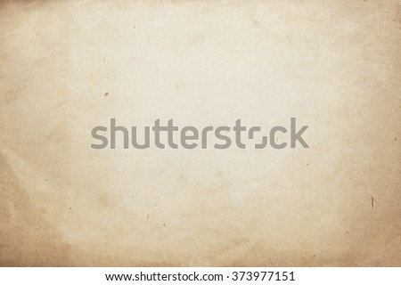 Old paper texture background - Shutterstock ID 373977151