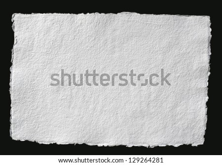 Old paper texture background (handmade) with delicate stripes pattern