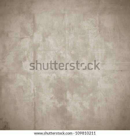old paper texture, brown grunge background with dark vignette