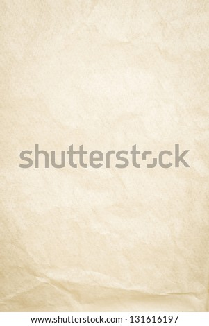 Old paper texture or background. High resolution image.