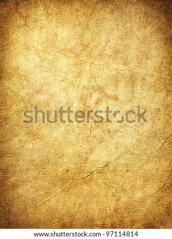 Old paper texture.Vintage grungy texture. Hi res
