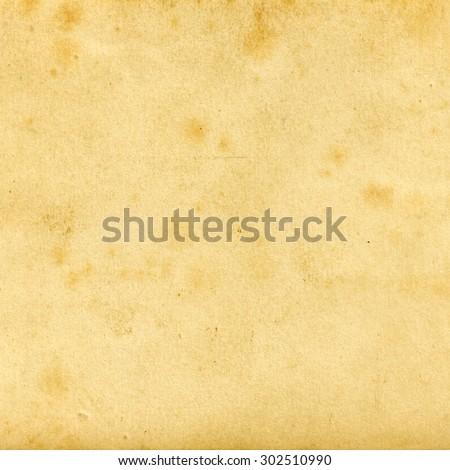 Old paper texture. Vintage paper texture