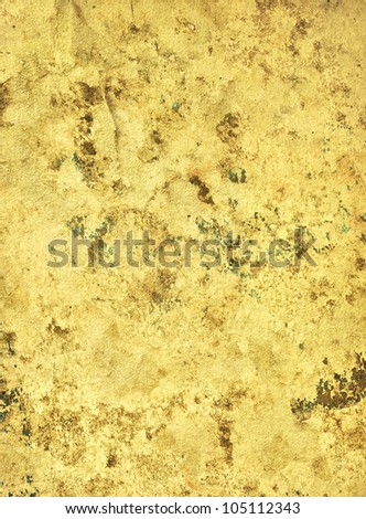 Old paper texture. Vintage texture. - stock photo
