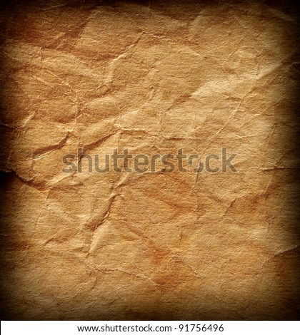 Old paper texture. Vintage texture.