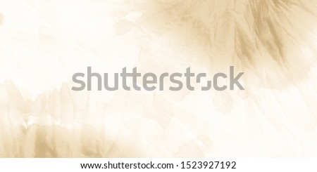 Old paper vintage background in retro style. Fragment of artwork. Spots of coffee paint. Sepia abstract texture. Sepia retro cover page for decorative. Material design. Stock photo ©