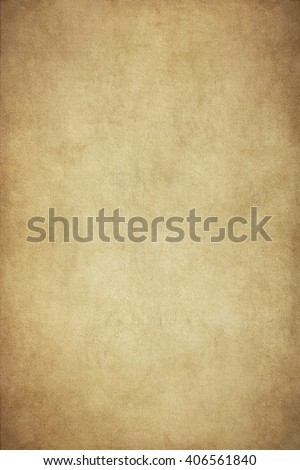 old paper with space for text - Shutterstock ID 406561840