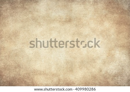old paper with space for text - Shutterstock ID 409980286