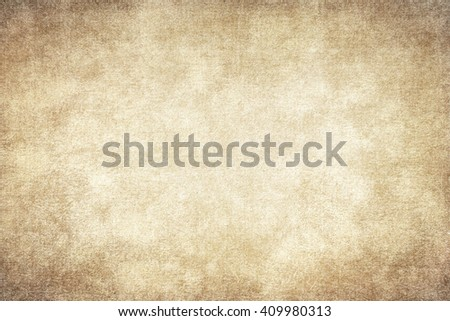 old paper with space for text - Shutterstock ID 409980313