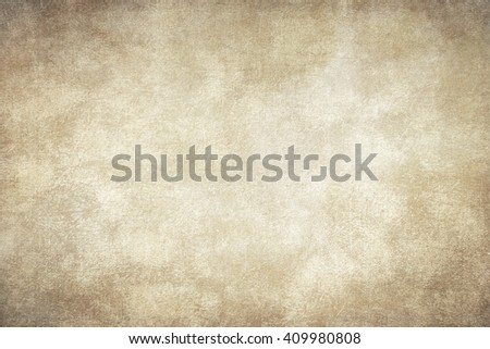 old paper with space for text - Shutterstock ID 409980808