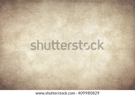 old paper with space for text - Shutterstock ID 409980829