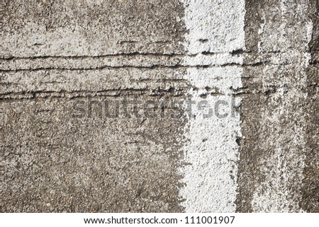old pavement road surface texture background