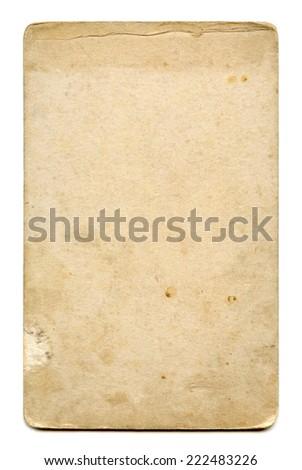 old photo vintage texture on white background #222483226