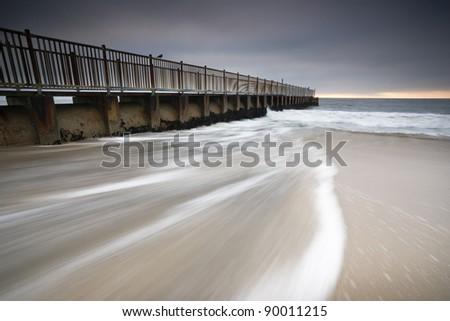 Old Pier Backwash