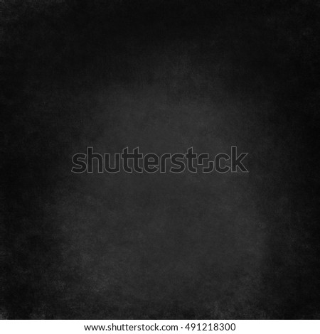 old plain parchment paper illustration with vintage grunge fiber texture and soft faded gray and black vignette border on frame with light center for copy space for text or image or note