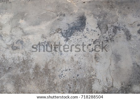 old plaster wall, chipped paint, landscape style, gray texture, background