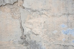 Old plaster wall surface for texture or backgrounds.