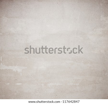 Old plaster weathered wall - stock photo