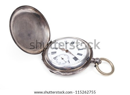 old pocket-watch