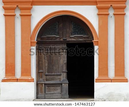 Old Portal in Germany #147463127