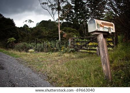 Old Post Box