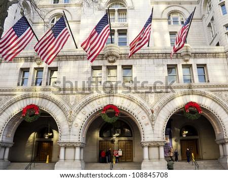 Old Post Office building, Washington DC, United States