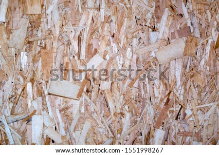 old pressed chip wood background #1551998267