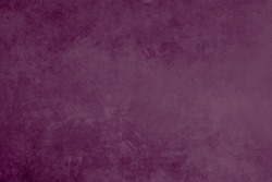 Old purple wall grungy background or texture
