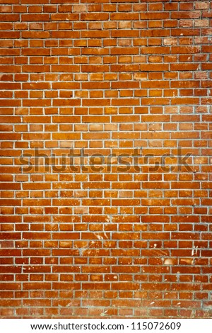 Old red brick wall backgrounds