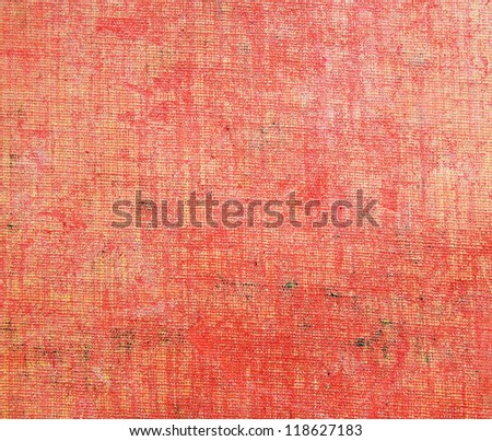 old red hardcover book texture