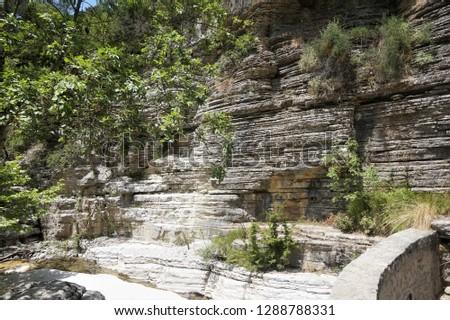 Old rock layers #1288788331