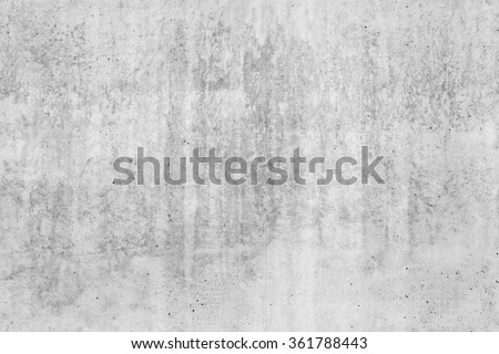 Old rough gray concrete wall, seamless background photo texture Stockfoto ©