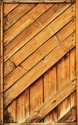 old rustic wood planks texture