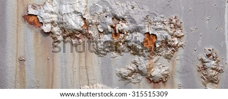 Old rusty metal background #315515309