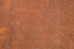 Old rusty texture background. Background with old metal texture.