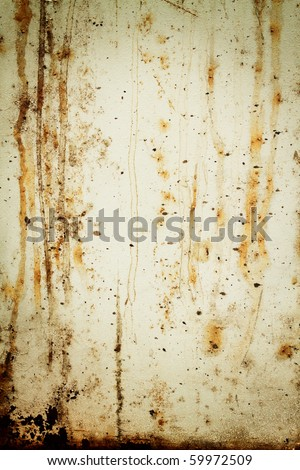old rusty white metallic background,dirty surface