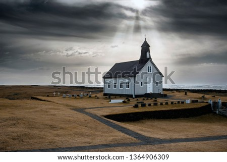 Old sailors church #1364906309