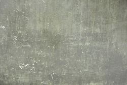Old scratched metal texture, grunge worn out backdrop or texture