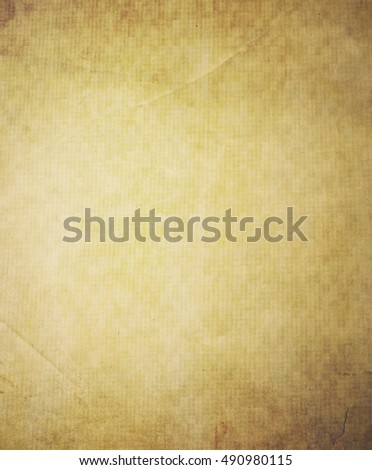 old shabby paper textures - perfect background with space for text or image #490980115